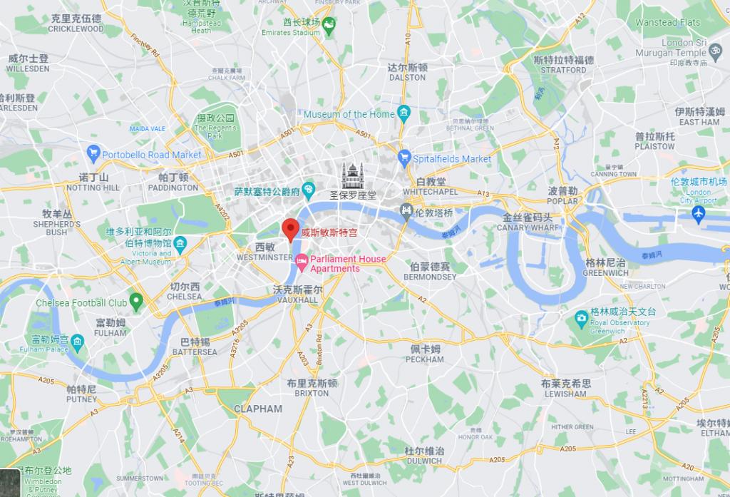 道家阴符派博客--英国的风水的秘密-伦敦威斯敏斯特宫-- 2