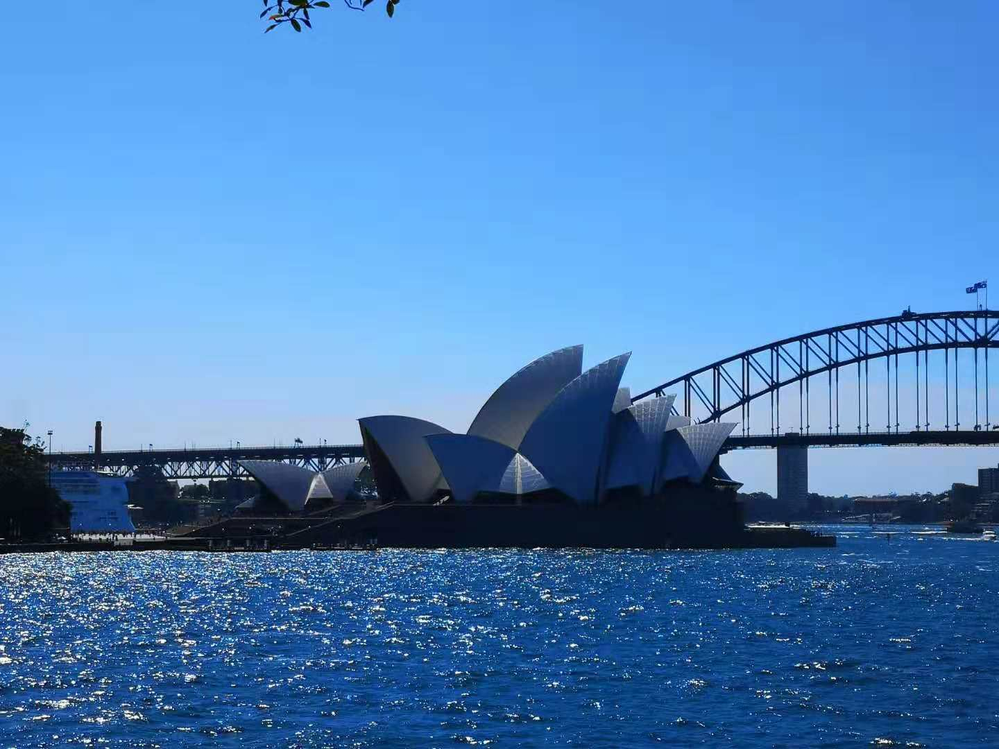 道家阴符派博客--Australia Tour (1):The Feng Shui and Taoist Philosophy of the Sydney Opera House--风水 2