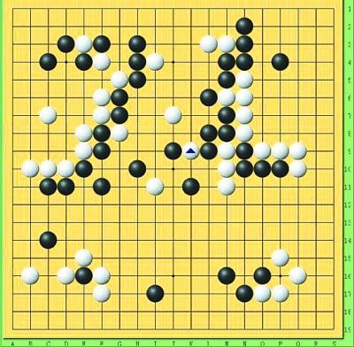 道家阴符派博客--李世石那下赢AlphaGo的神之一手--