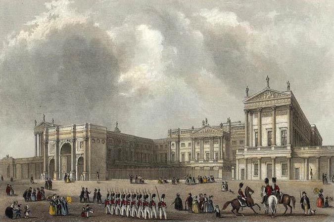道家阴符派博客--英国伦敦的白金汉宫风水漫谈-- 1