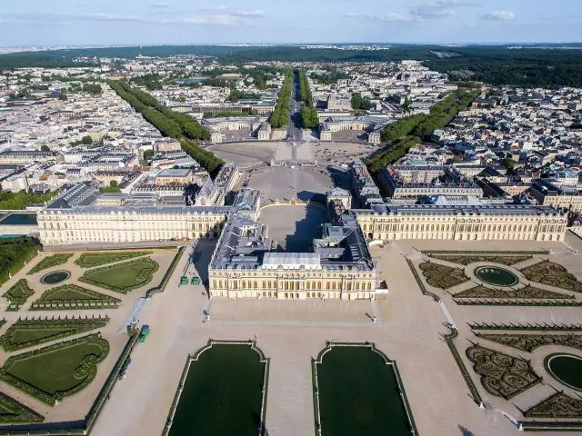 yinfupai--The Feng Shui of The Versailles Palace, France--风水 3