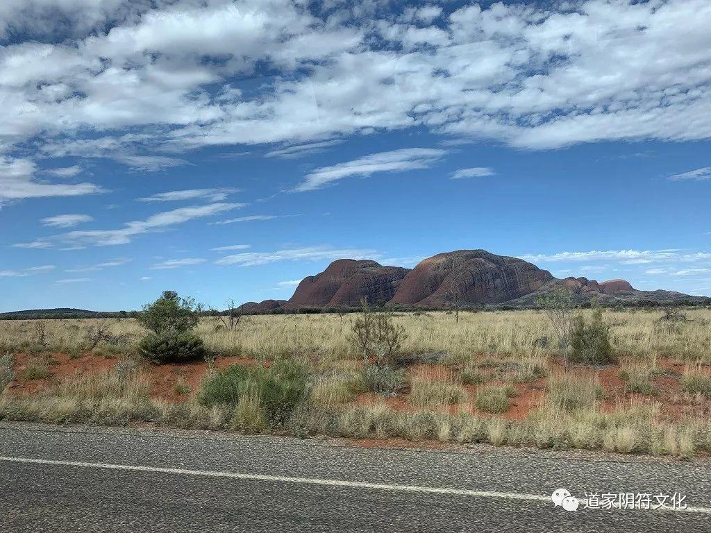 道家阴符派博客--世界修行之旅-澳洲(2):澳洲乌鲁卢的卡塔丘塔-- 1