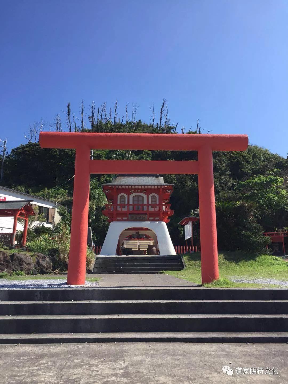 道家阴符派博客--东瀛鹿儿岛(6):龙宫神社的风水--云游 1