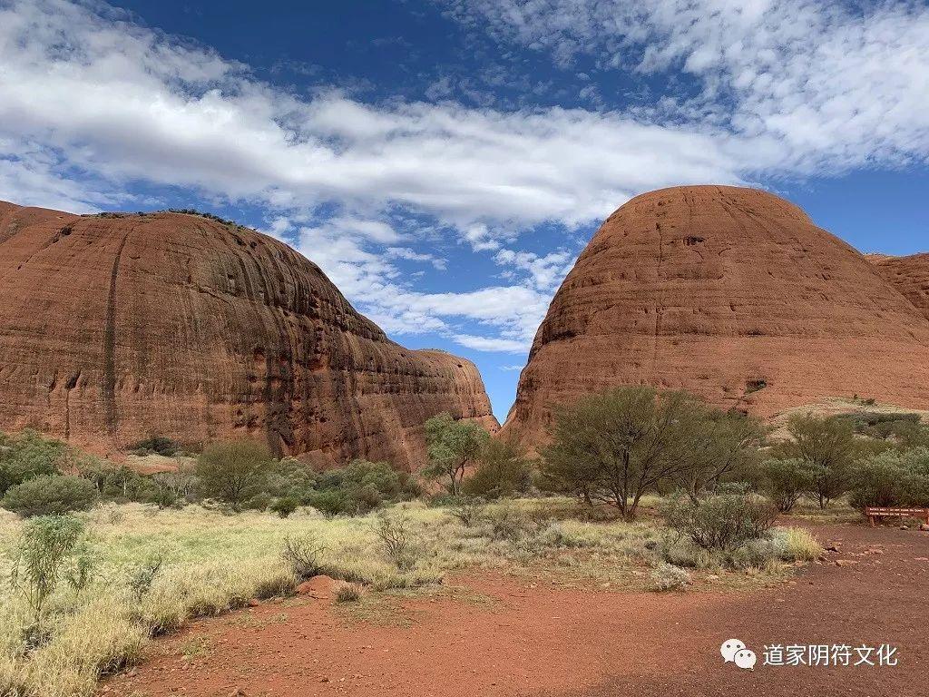 道家阴符派博客--世界修行之旅-澳洲(2):澳洲乌鲁卢的卡塔丘塔-- 2