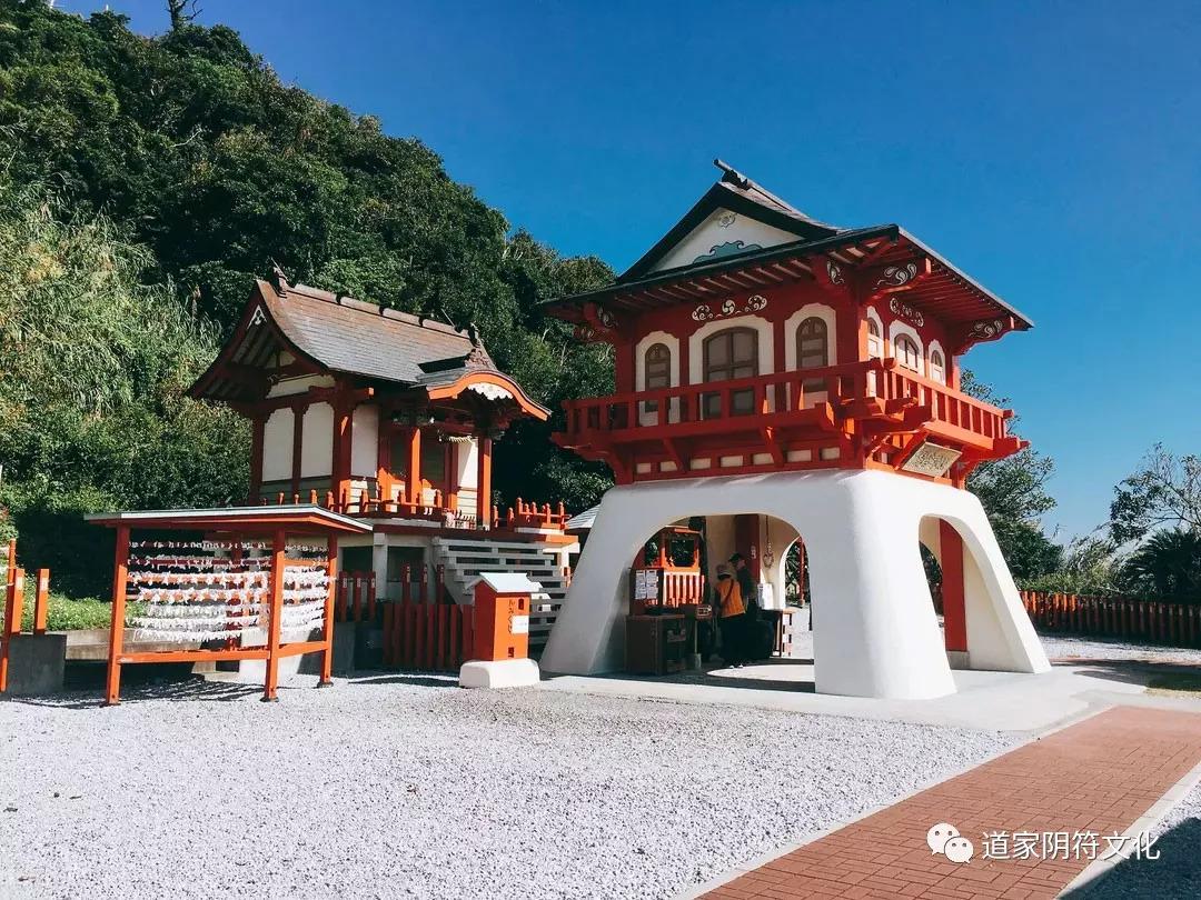 道家阴符派博客--东瀛鹿儿岛(6):龙宫神社的风水--云游 2