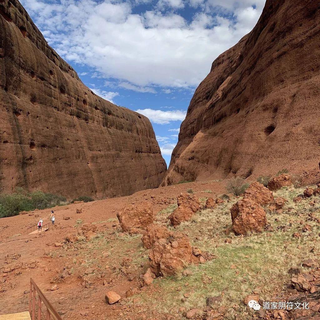 道家阴符派博客--世界修行之旅-澳洲(2):澳洲乌鲁卢的卡塔丘塔-- 5