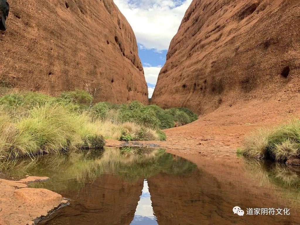 道家阴符派博客--世界修行之旅-澳洲(2):澳洲乌鲁卢的卡塔丘塔-- 6
