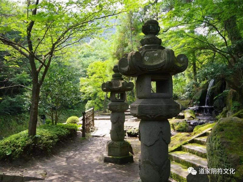 道家阴符派博客--东瀛鹿儿岛(8):御宿神社的风水--云游 4