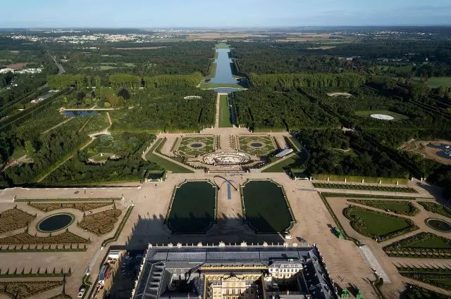 yinfupai--The Feng Shui of The Versailles Palace, France--风水 8