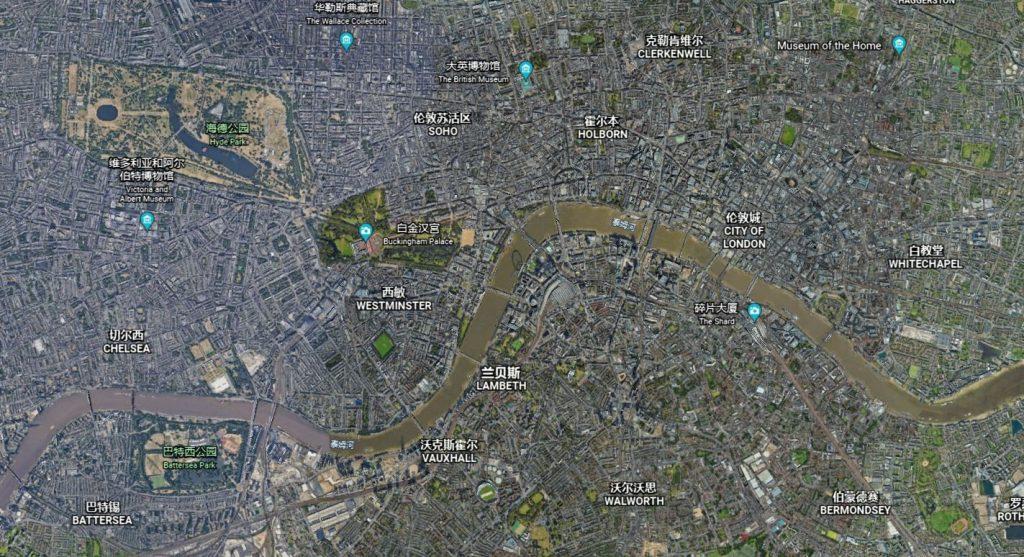 道家阴符派博客--英国的风水的秘密-伦敦威斯敏斯特宫-- 6