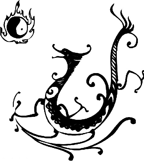 道家阴符派博客--历史上一些关于龙的记载--传说