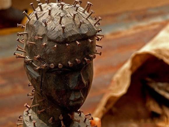 道家阴符派博客--非洲祭品巫术市场--巫术 2