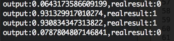 道家阴符派博客--使用AForge.NET中的BP神经网络库实现异或逻辑--神经网络